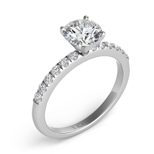 Diamond Engagement Rings Salt Lake City Utah Aaa Jewelers